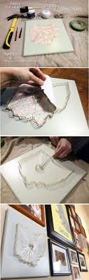 how to make state inspired string art using embroidery floss small nails craft glue and a wooden board customize this wall art to your home sta  on diy string map wall art with how to make state inspired string art using embroidery floss small