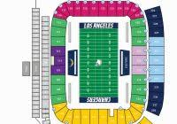Los Angeles Chargers Seating Chart Stubhub Center Seating Chart Seating Chart