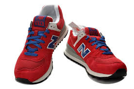 new balance shoes red and blue. authentic balance red blue grey ml574ur shoes 2017 new and