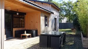 presqu île du cap ferret jane de boy maison style cabane à deux pas du bin