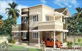 3 bedroom kerala house plans new