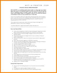 Jd Templates Visual Merchandiser Job Description Template