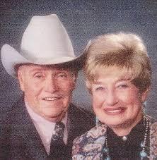 Ray and Maribelle Wareham, Peach Days grandmarshals. - thumb