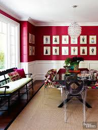 paint colors that go with redWhat Colors Go with Red