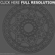 Best Solutions of Free Printable Mandala Coloring Pages Adults To ...
