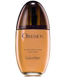 <b>Calvin Klein OBSESSION</b> for Her Eau de Parfum, 1.7 oz & Reviews ...