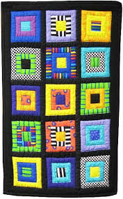 89 best Fun and Whimsical Quilts images on Pinterest | Christmas ... & Funky