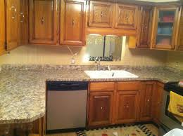 Non Granite Kitchen Countertops Finally The Kitchen Countertop Post Life Of Lauren Lou