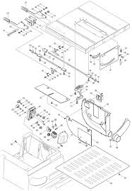 Bosch table saw parts uk best table decoration craftsman lawn tractor wiring diagram