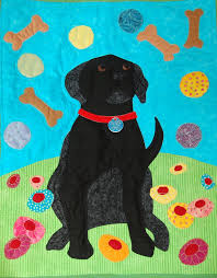 Dog Quilt Patterns Classy One Dog's Daydreams Mary Downes Exclusive Quilt Pattern Etsy