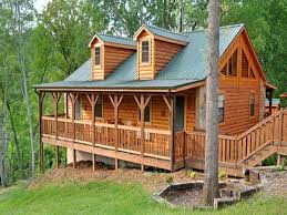 How To Build A Cabin House Design