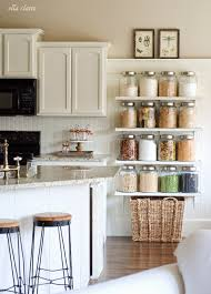 diy country kitchen shelves more pantry space