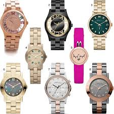 marc by marc jacobs watches review and buying guide watchescort com eight different models of marc by marc jacobs watches