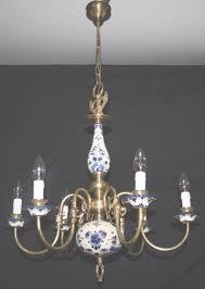 vintage flemish delft chandelier blue white ref pjn4 for intended for flemish