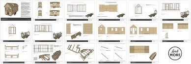 tiny house sample plans