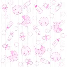 Pink Pattern Wallpaper Magnificent Decoration