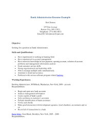 Bank Teller Resume Pro Thai Tk And Examples For Position - Sradd.me