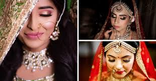 top 10 bridal makeup artists to follow on insram in hyderabad