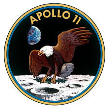 「Apollo 11 became the first manned mission to land on the moon.」の画像検索結果