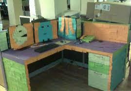 office desk pranks ideas. Desk-post-it-notes-prank-crazy-colors Office Desk Pranks Ideas