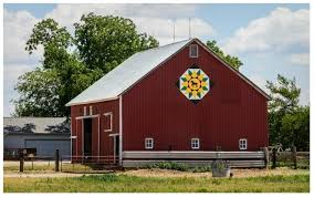 The Barn Quilts of LaGrange County