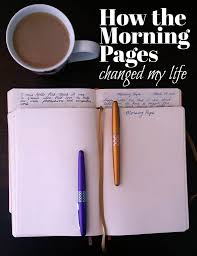 the morning pages are an amazing tool for boosting creativity and clarity in your life