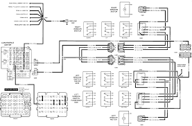 1989 gmc wiring diagrams 1989 wiring diagrams online