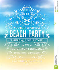 Beach Invitation Free Printable Beach Party Invitations In 2019 Beach Party