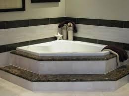corner tubs