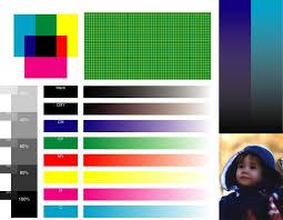 Color Test Page Color Test Page
