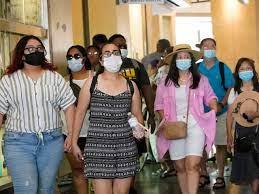 Los Angeles Imposes New Mask Mandate - WSJ