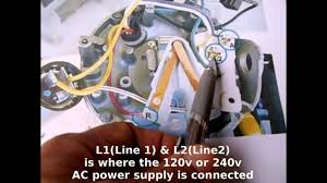 maxresdefault 120v 240v pool sprinkler motors testing wiring operation you gould motor wiring diagram