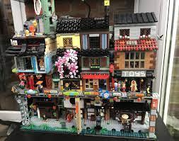 Ninjago City XXL | Projets de lego, Idées lego, Lego