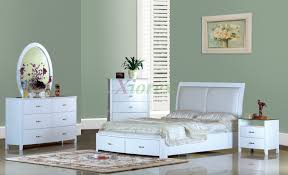 Platform Bedroom Furniture Sets White Modern Platform Bedroom Furniture Set 156 Xiorex