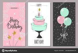 Birthday cards design templates ~ Birthday cards design templates ~ Happy birthday greeting cards and party invitation templates