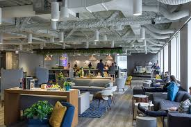 nefa architects leo burnett. The Design Features A Series Of \u201cliving Rooms\u201d Offering Variety Comfortable Seating From Communal Tables To Sofas And Oversized Chairs, Semi-private Nefa Architects Leo Burnett