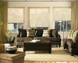 dark brown sofa living room elegant living room decor ideas with brown furniture and appealing living