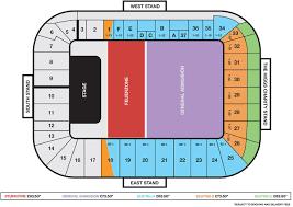 Molineux Stadium Seating Chart Rammstein