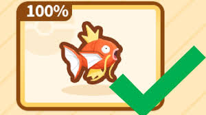 All Magikarp Patterns Enchanting COMPLETE PATTERN DEX All Colors And Patterns Magikarp Jump YouTube