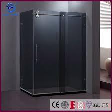 frameless sliding glass shower door luxury 32 inch x 60 inch width 1