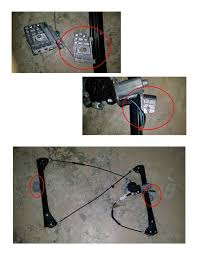 vehicle parts accessories bmw e46 2dr convertible 1998 2005 front electric window regulator driver side