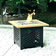 small propane fire pits lp firepit table outdoor round propane fire pit table arrestedcaainfo portable propane