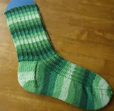 Easy Sock Knitting Pattern