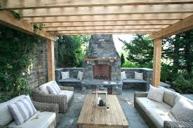 built in outdoor fireplace pre built outdoor fireplaces s
