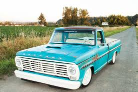 A 1968 Mercury Pickup Reminiscent of '60s Muscle - Hot Rod Network
