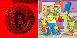 Bitcoin Price Dives 700 As Simpsons Pattern Rears Its Ugly Head