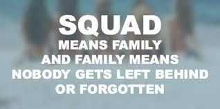 squad quotes