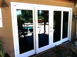 sliding glass doors patio door review designs for pella