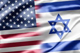 Image result for AMERICAN-ISRAELI FLAG CARTOON