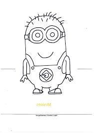 Dessin A Imprimer De Minion Duilawyerlosangeles